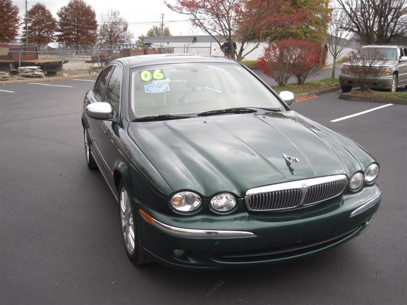 2006 JAGUAR X-TYPE 2.5L AWD