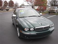 2006 JAGUAR X-TYPE 3.0 AWD with NAV