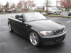 2009 BMW 1 SERIES 135i - M Sport Package - Convertible