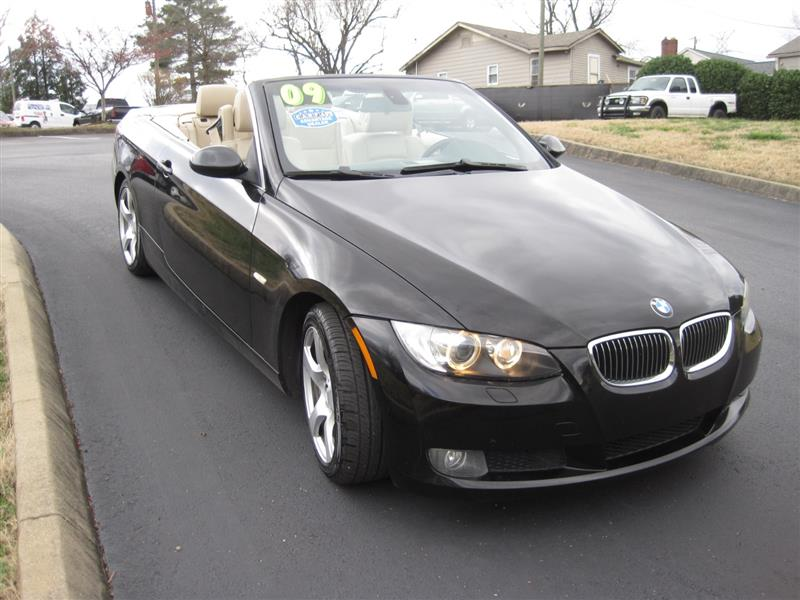 2009 BMW 328 328i Convertible