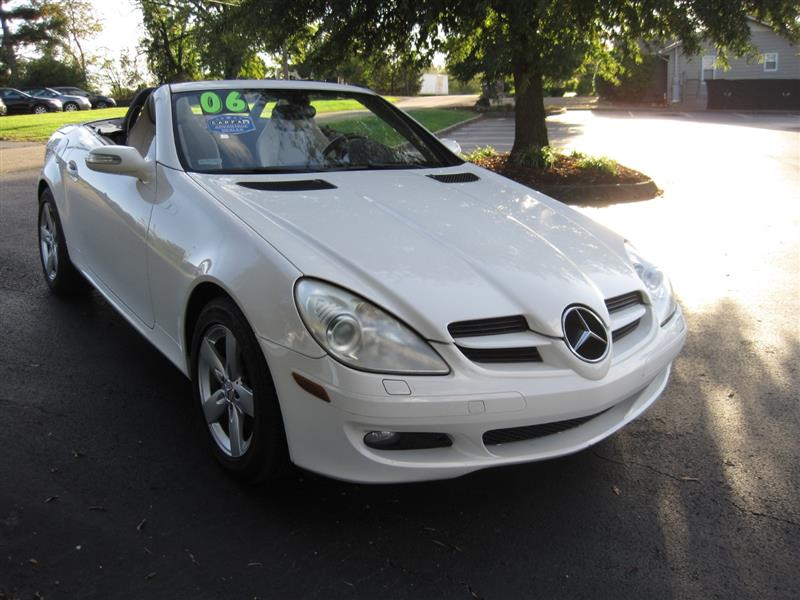 2006 MERCEDES-BENZ SLK 280 Convertible