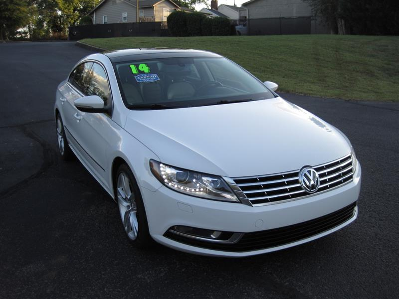 2014 VOLKSWAGEN CC Executive