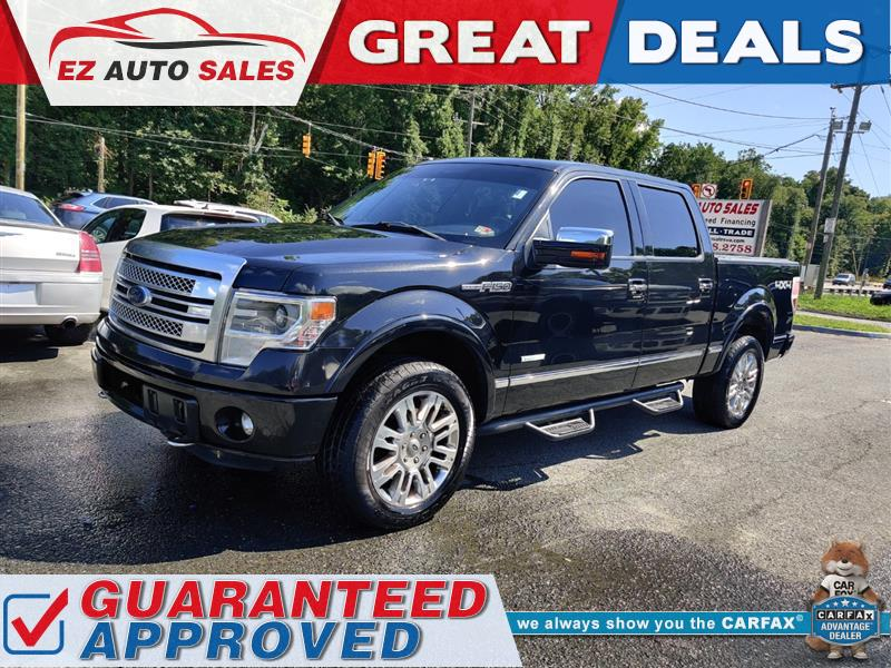 2013 FORD F-150 XL/XLT/FX4/Lariat/King Ranch/Platinum/Limited