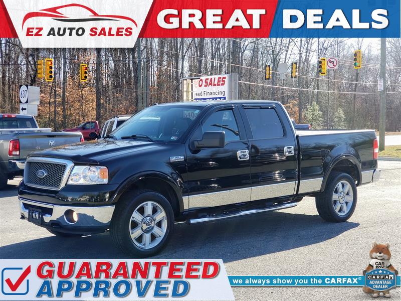 2006 FORD F-150 Lariat 4WD Supercrew