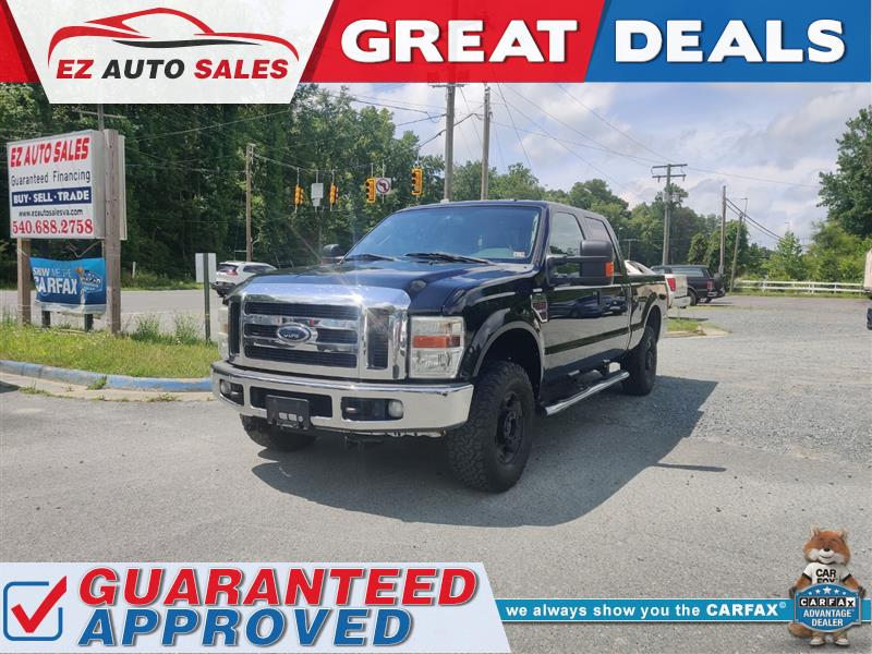 2010 FORD SUPER DUTY F-250 SRW XL/XLT/FX4/Lariat