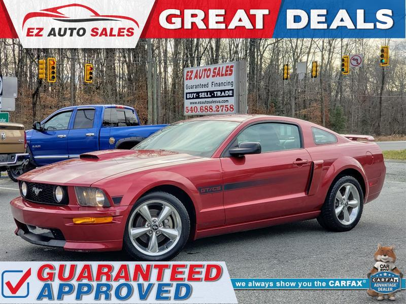 2007 FORD MUSTANG GT / California Special