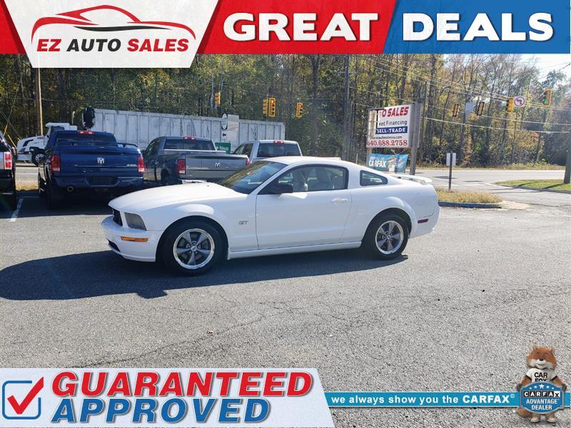 Ez Auto Sales >> 2006 Ford Mustang Gt Premium Stafford Virginia Ez Auto