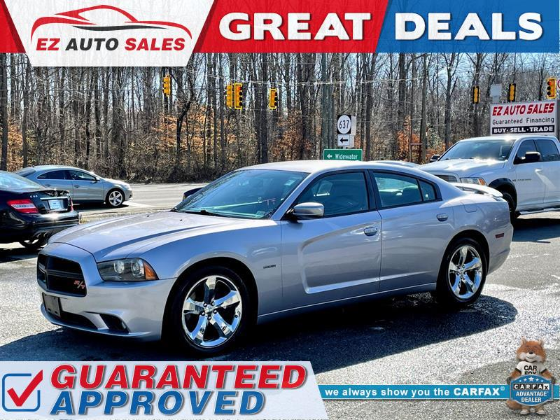 2014 DODGE CHARGER RT/CLEAN CARFAX 1 OWNER
