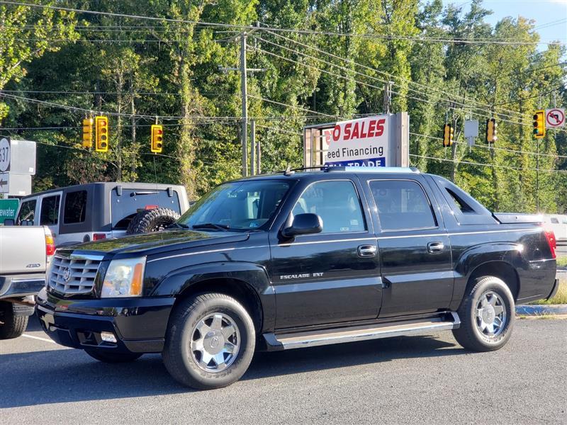 Ez Auto Sales >> 2006 Cadillac Escalade Ext Luxury Stafford Virginia Ez