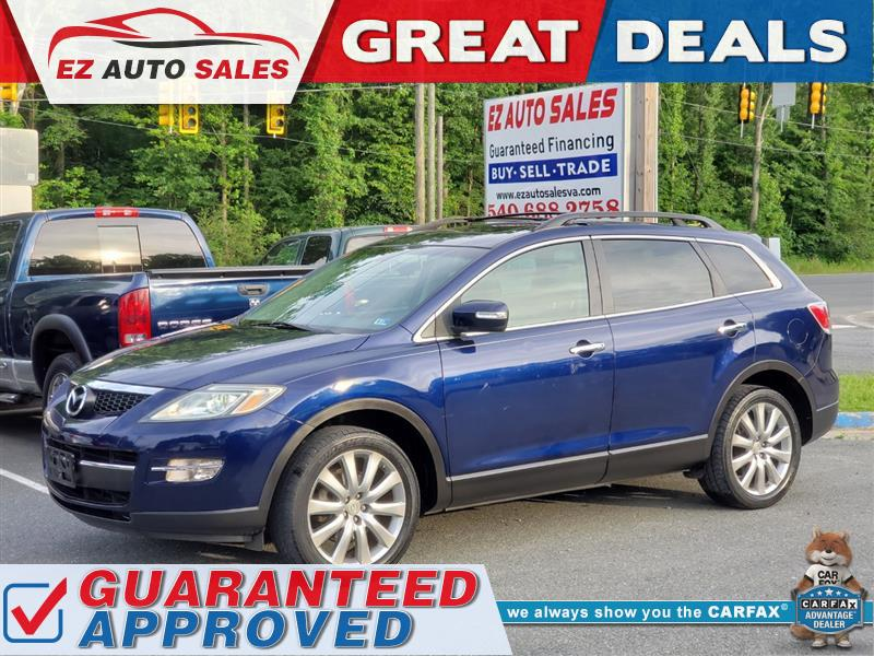 2008 MAZDA CX-9 Grand Touring AWD W Nav - 3rd Row