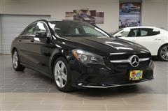 2018 MERCEDES-BENZ CLA 250 4MATIC