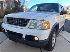 2004 FORD EXPLORER XLT--4wd