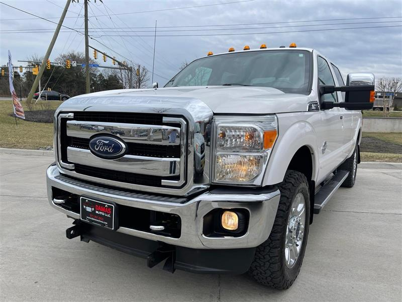 2014 FORD SUPER DUTY F-350 SRW XLT/XL/Lariat/Platinum/King Ranch