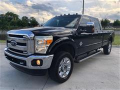 2016 FORD SUPER DUTY F-350 SRW LARIAT LONG BED