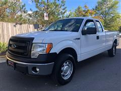 2014 FORD F-150 XL LB 4WD