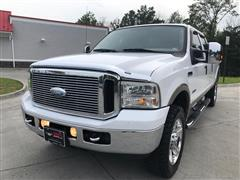2006 FORD SUPER DUTY F-350 SRW LARIAT LONG BED