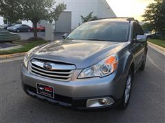 2010 SUBARU OUTBACK Prem All-Weathr/Pwr Moon