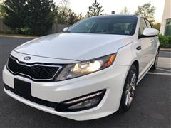 2013 KIA OPTIMA SX w/Limited Pkg