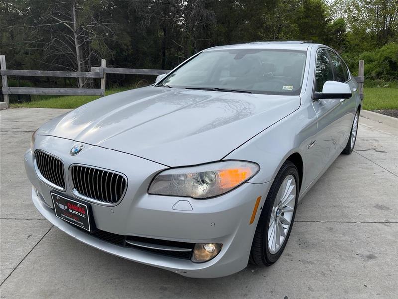 2013 BMW 5 SERIES 535i