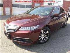 2015 ACURA TLX w/Technology Pkg
