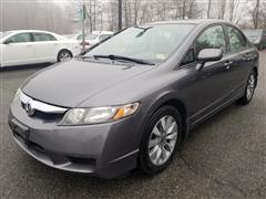 2010 HONDA CIVIC SDN EX  $1200 DOWN/HAVE INCOME? YOU HAVE CREDIT WITH US DRIVE TODAY