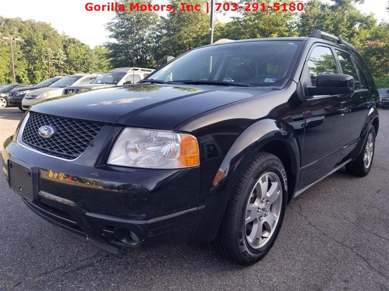 2006 FORD FREESTYLE Limited