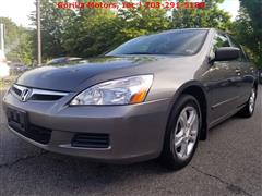 2007 HONDA ACCORD SDN >>>BUILD CREDIT!!$1300 DN