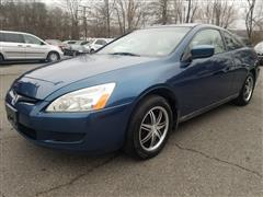 2004 HONDA ACCORD CPE LX EVERYONE IS APPROVED