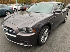 2013 DODGE CHARGER 5.7L Hemi RT PLUS AWD W Navi