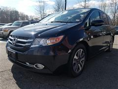 2014 HONDA ODYSSEY Touring Package with Navigation and Rear Entertainment