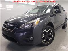 2014 SUBARU XV CROSSTREK Limited