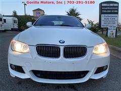 2012 BMW 3 SERIES 335i