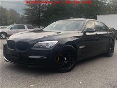 2015 BMW 7 SERIES 740Ld xDrive