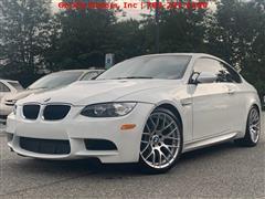 2011 BMW M3 6 SPEED MANUAL