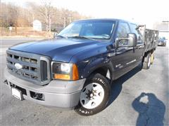 2006 FORD SUPER DUTY F-250 XL Crew Cab LB