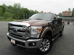 2012 FORD F-350 SUPPER DUTY EXTENDED CAB LONG BED 4WD