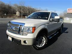 2009 FORD F-150 Lariat SuperCab LB 4WD