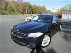 2011 BMW 5 SERIES 535i xDrive