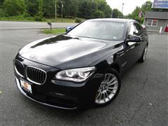 2014 BMW 7 SERIES M PACKAGE