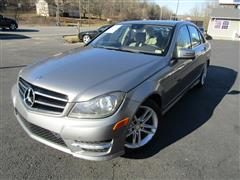 2014 MERCEDES-BENZ C-CLASS C300 Luxury Sedan