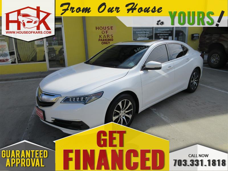 2015 ACURA TLX **FINANCING AVAILABLE // GREAT PRICE // EXCELLENT