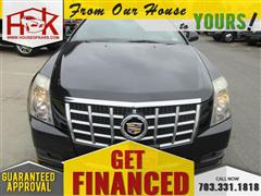 2012 CADILLAC CTS COUPE CTS4 AWD