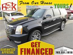 2007 CADILLAC ESCALADE LUXURY EDITION