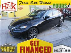 2014 LEXUS IS 250 F Sport w/Navigation