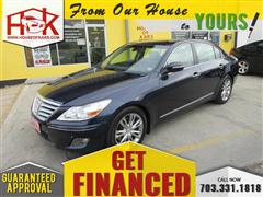 2011 HYUNDAI GENESIS 4.6L NAVIGATION & BACK UP CAMERA