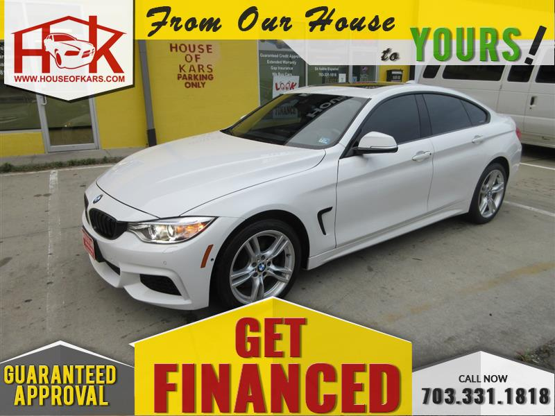 2015 BMW 4 SERIES 428i xDrive GRAN COUPE W/ M SPORT PACKAGE