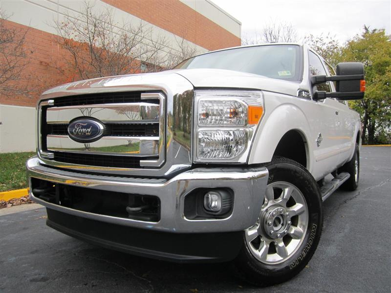 2014 FORD SUPER DUTY F-250 SRW Lariat Super Duty