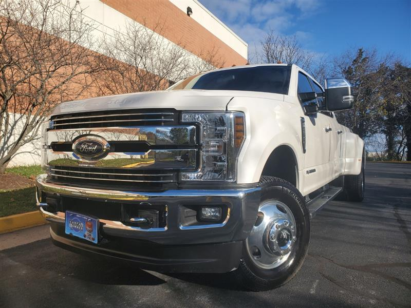 2018 FORD SUPER DUTY F-350 DRW XLT 6.7 L Diesel