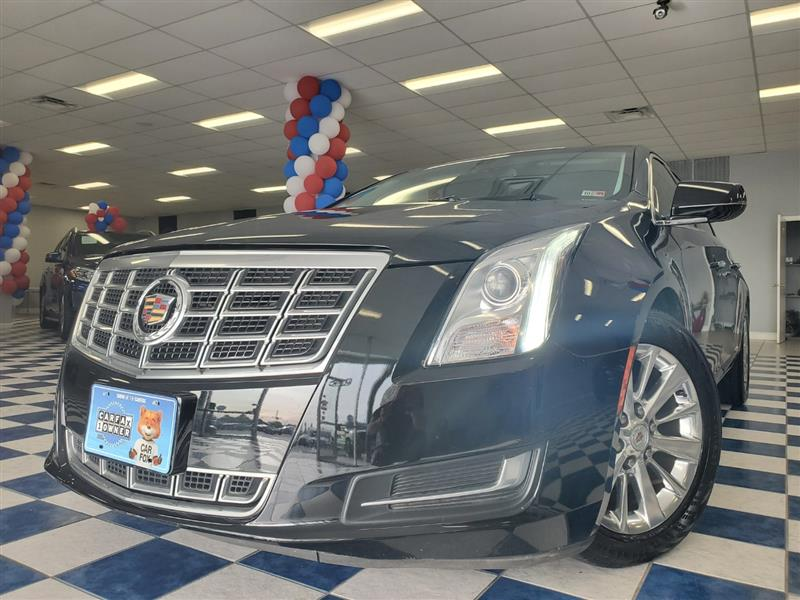 2014 CADILLAC XTS Stretch Livery