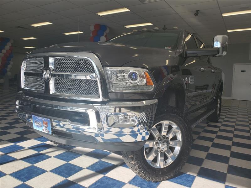 2016 RAM 2500 Laramie Longhorn